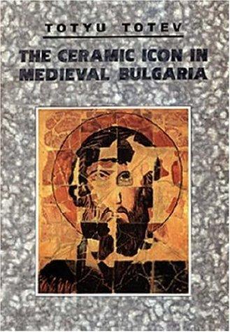 Ceramic Icon in Medieval Bulgaria