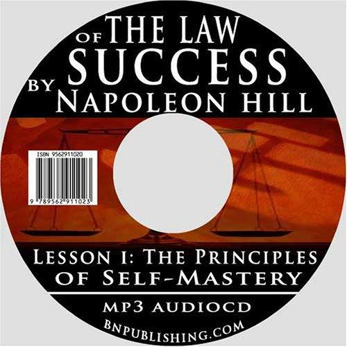 Download The Law of Success Volume I