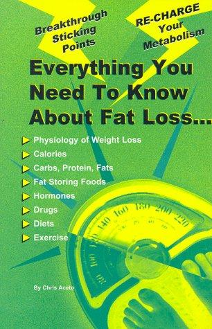 Download Everything You Need To Know About Fat Loss