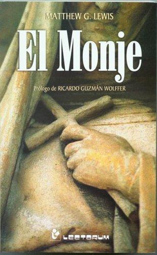 El monje by Matthew Gregory Lewis