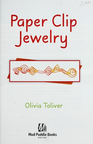 Download Paper clip jewerly