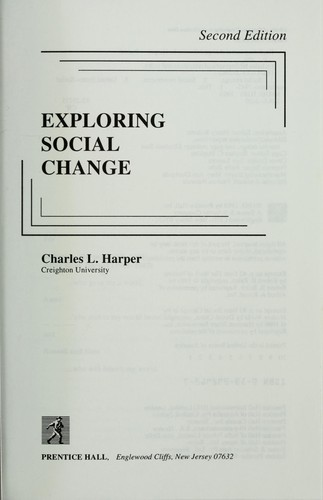 Download Exploring social change