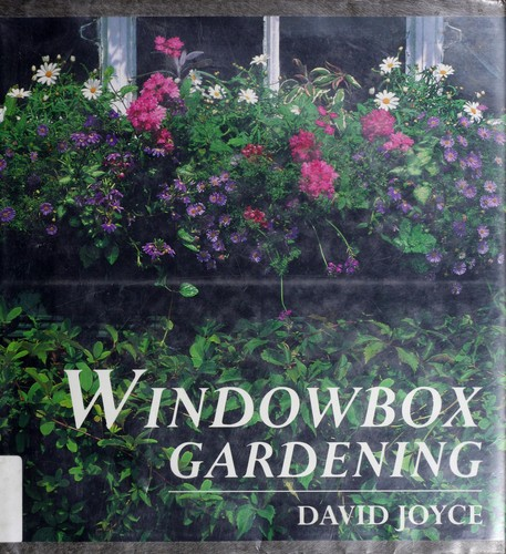 Download Windowbox gardening