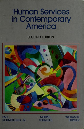 Download Human services in contemporary America