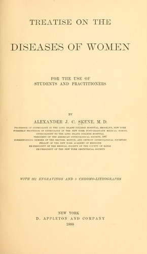 Download Treatise on the diseases of women