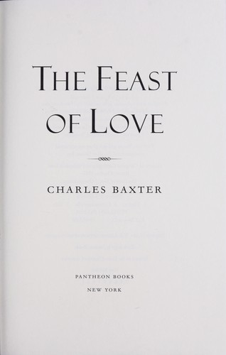 Download The feast of love