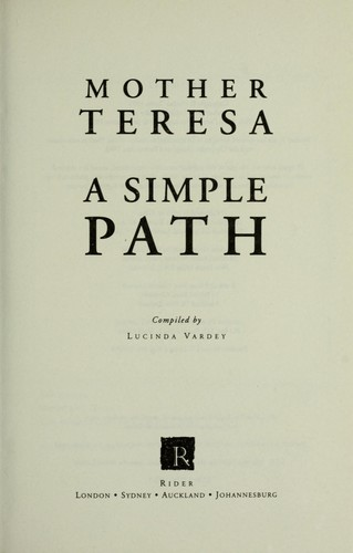 Download A simple path