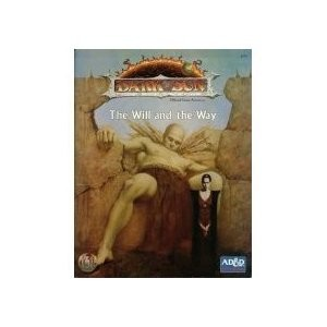 The Will and the Way by Richard L. Baker III, Brom