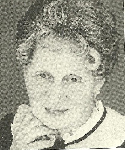 Photo of Edith Cotterill