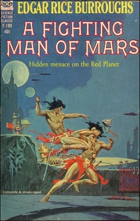 Download A fighting man of Mars