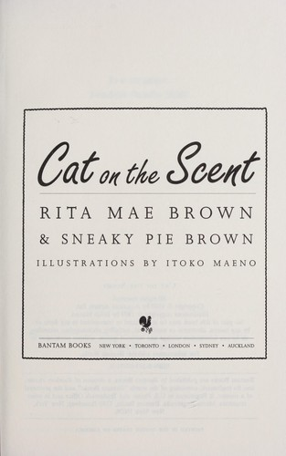 Download Cat on the scent