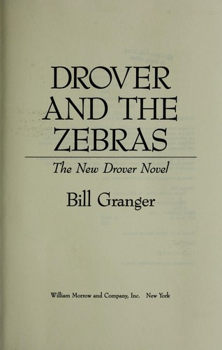 Download Drover and the zebras