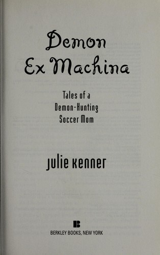 Download Demon ex machina