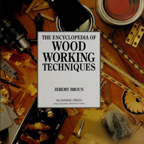 Download The encyclopedia of wood working techniques