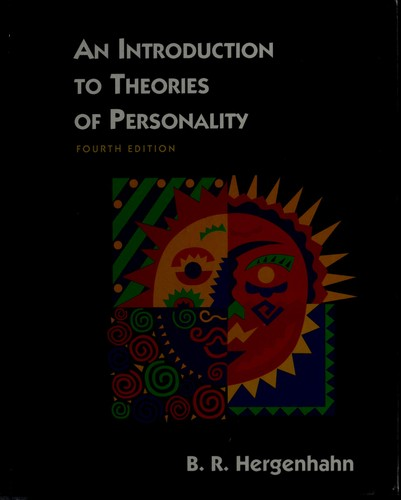 Download An introduction to theories of personality