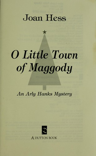 Download O littletown of Maggody