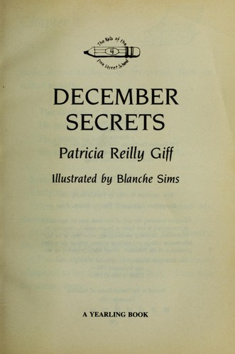 Download December secrets