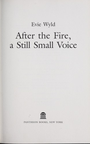 Download After the fire, a still small voice