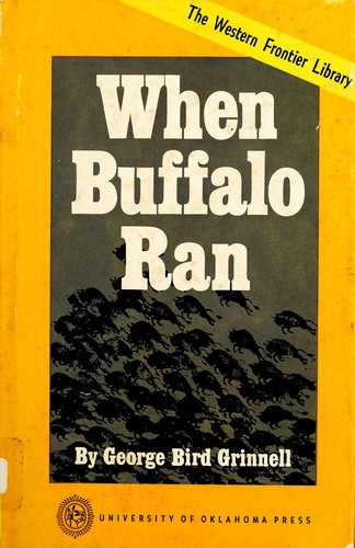 When buffalo ran.
