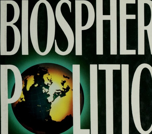 Download Biosphere politics