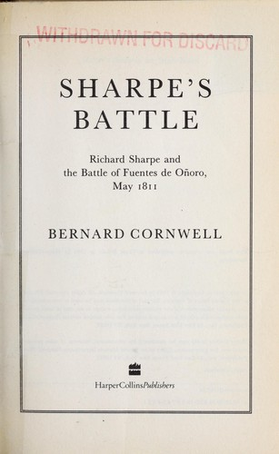 Download Sharpe's battle