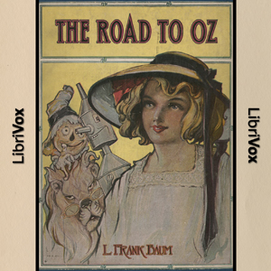 Road to Oz(402) by L. Frank Baum audiobook cover art image on Bookamo