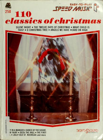 110 classics of Christmas by