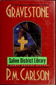 Cover of: Gravestone | P. M. Carlson