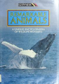 Cover of: Remarkable Animals | Robin Dunbar