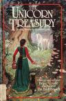 Cover of: The Unicorn Treasury: Stories, Poems, and Unicorn Lore (Magic Carpet Books)