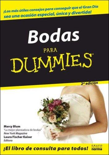 Libro de segunda mano: Bodas Para Dummies/ Weddings for Dummies