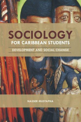 Sociology for Caribbean Students by Nasser Mustapha