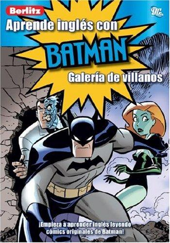 Aprende Ingles Con Batman/ Learn English With Batman by Scott Peterson