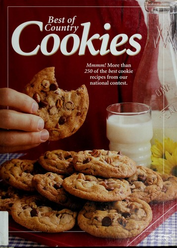 Best of country cookies by [Julie Schnittka, editor].