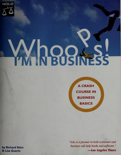 Wow! I'm in business by Richard Stim