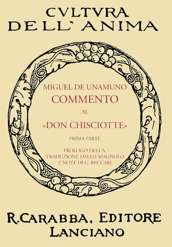 "Commento Al ""Don Chisciotte"" by"