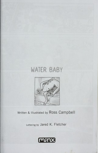 Water baby by Ross Campbell