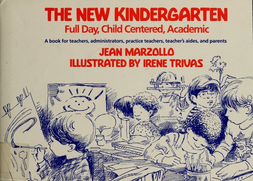 The new kindergarten by Jean Little