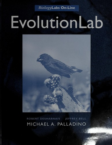 Evolution Lab by Robert Leo Smith